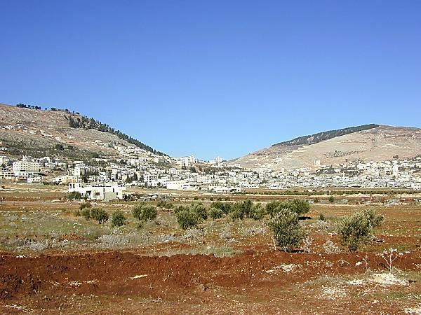Monte Gerizín, al lado izquierdo