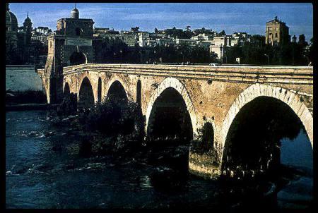 El Puente Milvio